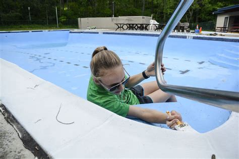 pool ready for season opening after renovations local