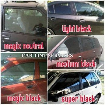 Car Tint Types Philippines 3m tint luxury suv cebu city philippines brand new