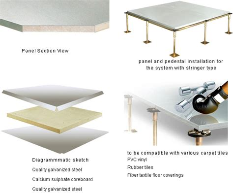 Access Floor Systems by China Oa Calcium Sulphate Access Floor Systems Cs601