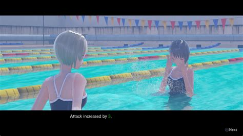 Kaset Ps4 Blue Reflection jrpg jungle review blue reflection ps4 also on ps vita and pc
