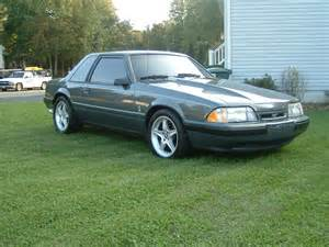 1987 Ford Mustang Ford Mustang The Legend 1987 Ford Mustang