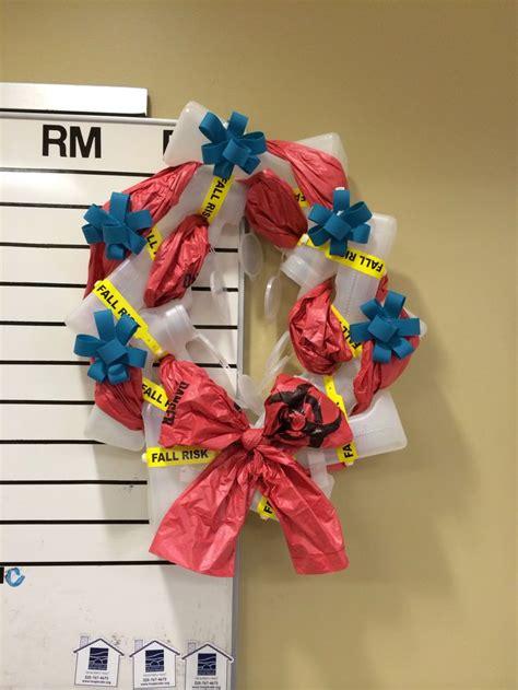 chrisymas nurse craft wreath of an er craft ideas and wreaths