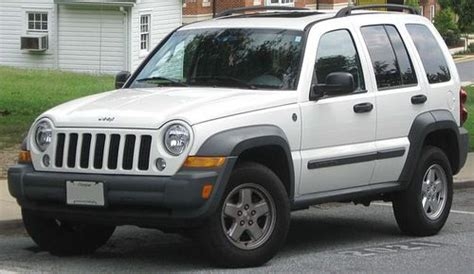 2005 Jeep Liberty Kj Workshop Service Manual Download