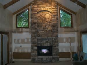 Pictures Of Stone Fireplaces bucks county limestone and dressed fieldstone with marsh