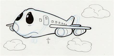 doodle plane june 2010 doodle a day