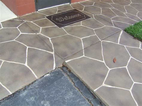 Cut Concrete Patio Southern Concrete Designs Llc Photo Gallery 2