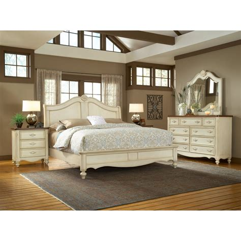 bedroom furnitur one allium way brecon panel customizable bedroom set