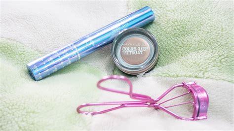 Eyeshadow Ql maybelline color tammia eyelash curler ql mascara
