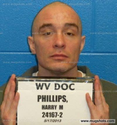 Monongalia County Court Records Harry Phillips Jr Mugshot Harry Phillips Jr Arrest