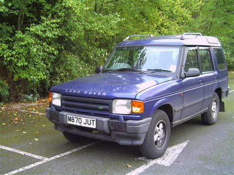 land rover discovery modified land rover discovery 300tdi un modified sold 1995 on car