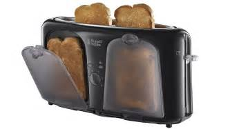 Slimline Toaster This Slim Toaster Has Clever Heated Pockets To Keep Your