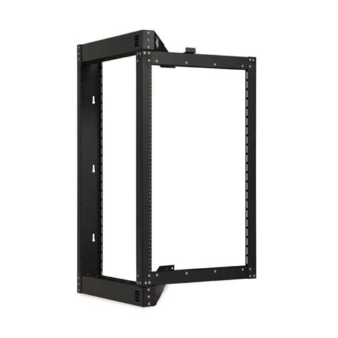 swing out rack 18u phantom class 174 open frame swing out rack