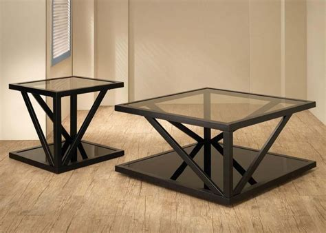 Contemporary Coffee Table And End Tables Contemporary Coffee And End Tables