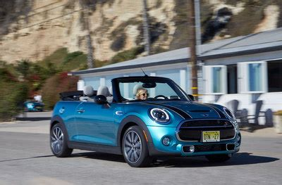 What Year Did The Mini Cooper Come Out Drive 2016 Mini Cooper S Convertible Review By Henny