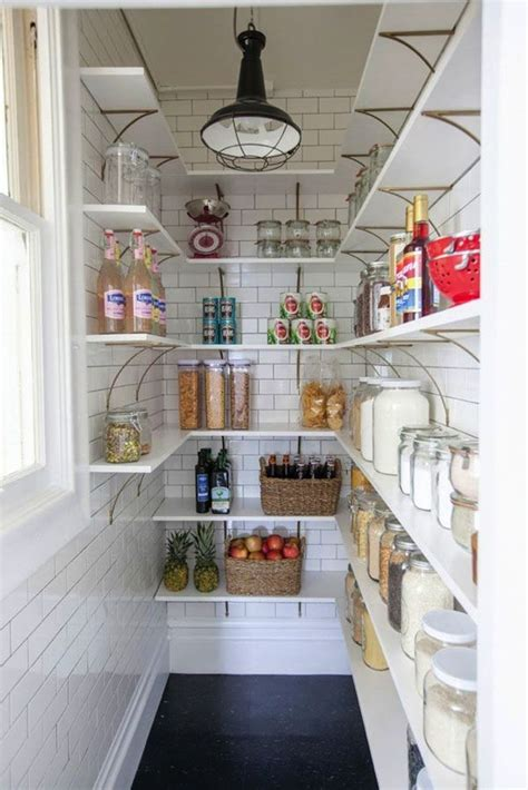 pantry design 65 ingenious kitchen organization tips and storage ideas