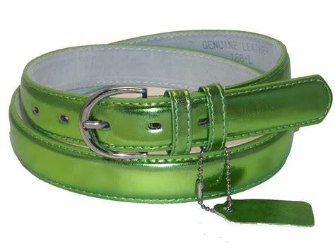 Mukena Anak Sinny Green Size Xl leather belt metallic green 4 sizes