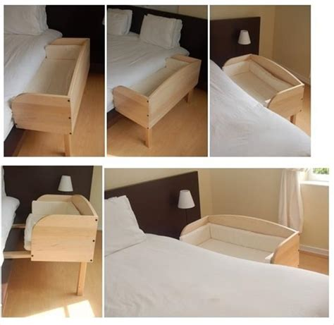 Cribs That Attach To Side Of Bed A Baby Bed Smart Ideas Dump A Day