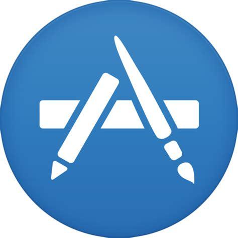 App Store Icon - Circle Icons - SoftIcons.com