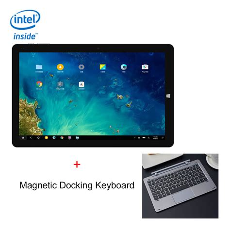 Termurah Chuwi Hi10 Plus Ultrabook Tablet Pc Dual Os Windows 10 package a chuwi hi10 pro 2 in 1 ultrabook tablet pc gray