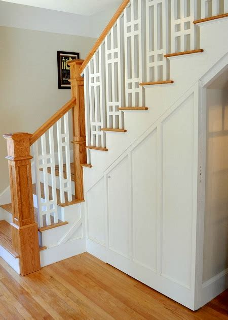 Foyer Storage Bench A Craftsman Style Bungalow Makeover In Maine Hooked On