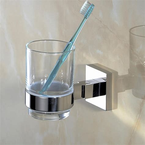 chrome square bathroom accessories 304 stainless steel square modern chrome bathroom wall
