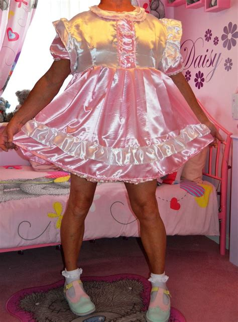sissy frilly party dress frilly sissy dress and all sizes 40gbp adult baby sissy