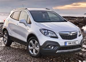 Vauxhall Mocca Vauxhall Mokka Uk Photo 1 12374
