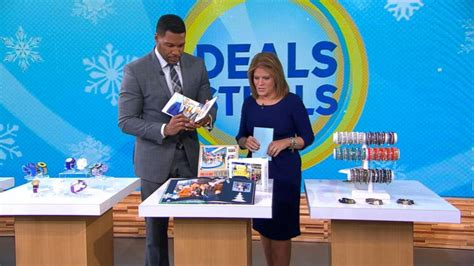 gma deals and steals on holiday gifts video abc news