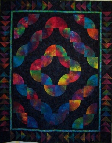 drunkards path pattern quilt variations mary s quilting notes drunkard s path quilting