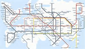 Vancouver Subway Map by Montreal Metro Or Vancouver Skytrain Skyscrapercity