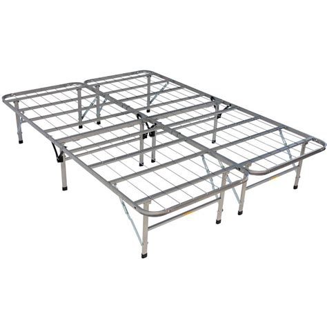 bed frame size mattress support system