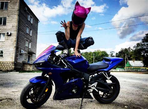 Motorradhelm Katzenohren by Cat Ear Motorcycle Helmets