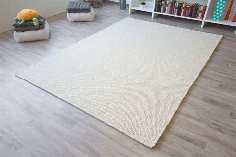 teppich wollweiß handweb teppich birgsau global carpet