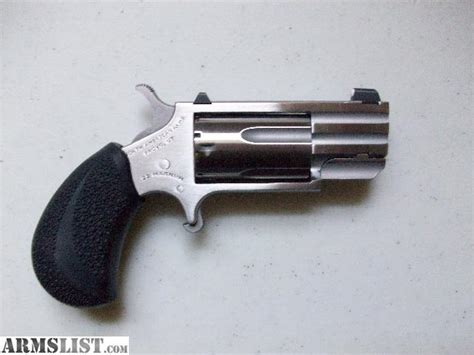 pug 22 mag for sale armslist for sale naa pug 22 magnum mini revolver