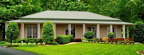 Homestead 3 Country Style Home Range Swanbuild Country Style House Plans In Australia
