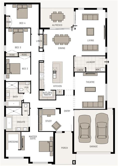 most efficient floor plans most efficient house plan house design and