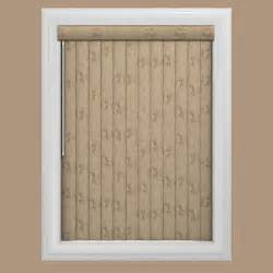 home depot blind repair pin bali vertical blind linen in walnut with regal wood