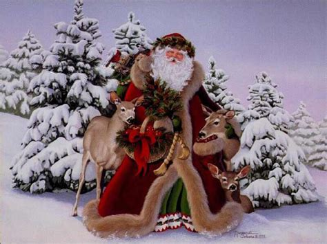 images of christmas father the night is coming santa claus pretender to the throne