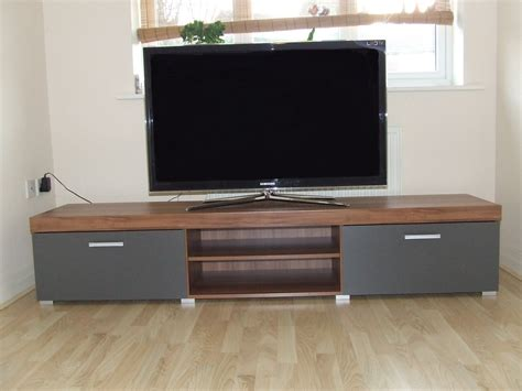 tv cupboard samba tv cabinet plum graphite