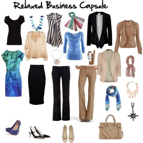 Business Casual Wardrobe by Pin By Klabacka On If I Just Had The Time