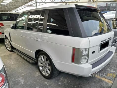 how do i learn about cars 2005 land land rover range rover 2005 supercharged 4 2 in kuala lumpur automatic suv white for rm 157 000