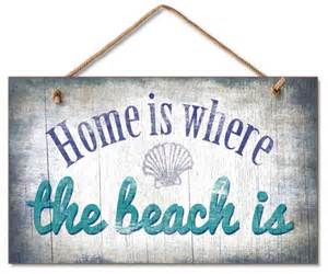 Decorative Signs For Your Home by Beach Coastal And Tropical Home Decor Ocean Styles