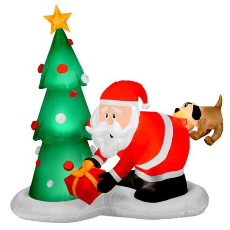 154 best images about fun christmas inflatables on