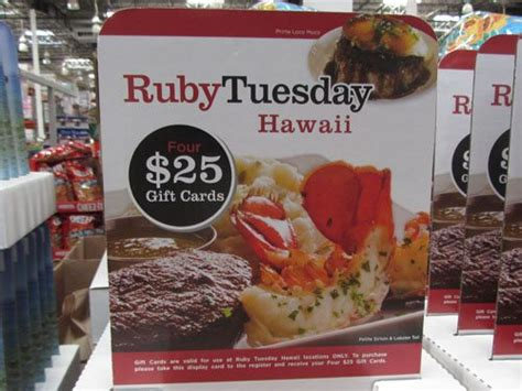 Olive Garden Gift Card Costco - gift cards at costco hawaii infocard co