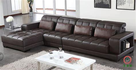 sofas de cuero italianos sof 225 de cuero italiano de los muebles modernos simples de