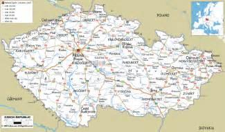 republic of map road map of republic ezilon maps