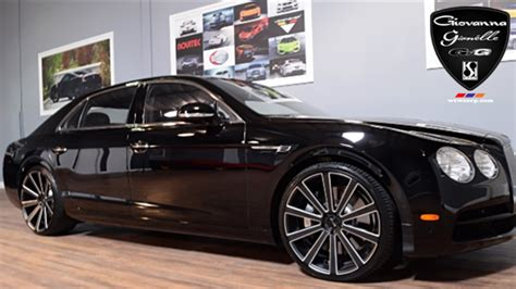 2017 bentley flying spur on rims bentley flying spur gianelle santoneo giovanna luxury