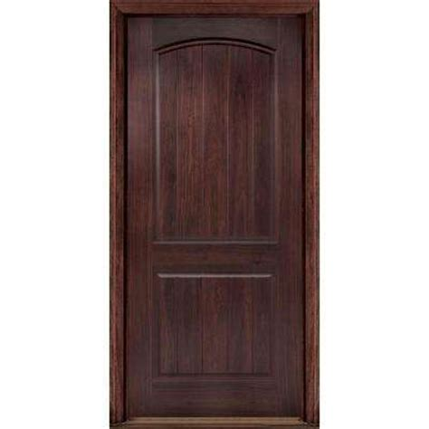 brown front door brown wood front doors exterior doors doors
