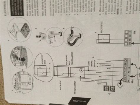 wiring diagram for honeywell thermostat th3110d1008