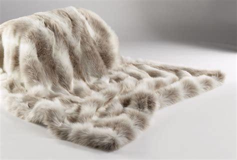 fur throws for sofas faux fur sofa throw penthouse suite bedding faux fur